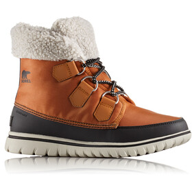 Sorel Cozy Carnival Shoes Women Caramel/Black